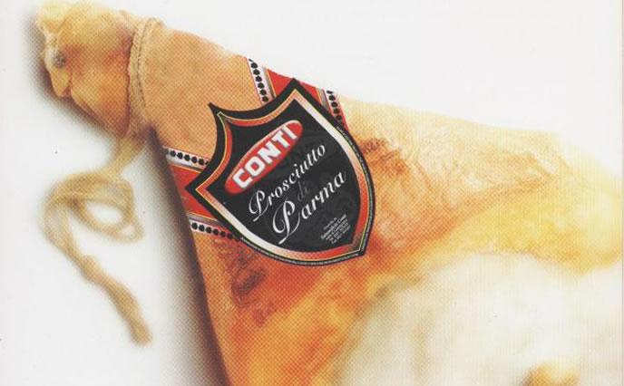 Prosciutto di Parma DOP Classico Etichetta Nera
