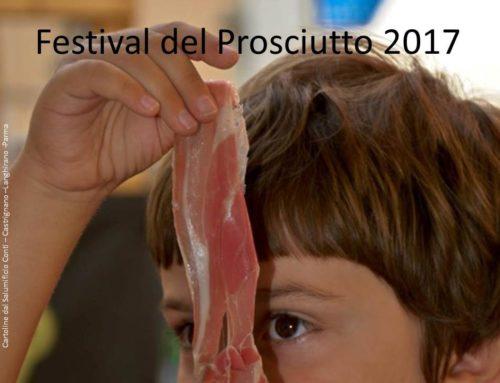 Festival del Prosciutto di Parma 2017